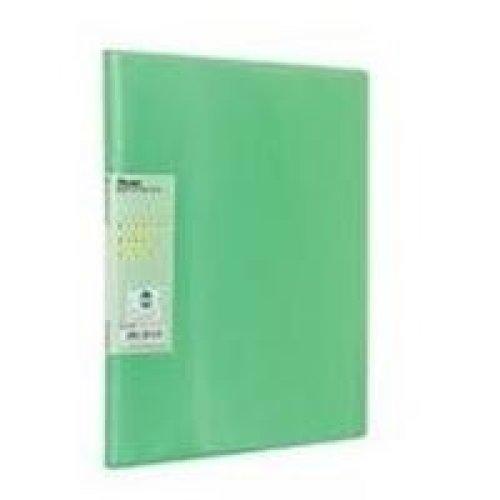 Pentel Display Book Vivid Green personal organizer
