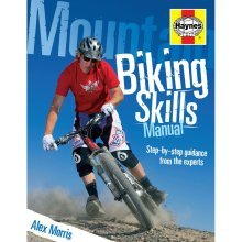 Mountain Biking Skills Manual - Morris Alex Hardcover Hardback -  skills mountain biking manual morris alex hardcover hardback