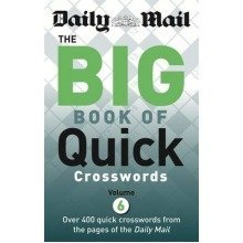 Daily Mail: Big Book of Quick Crosswords: 6