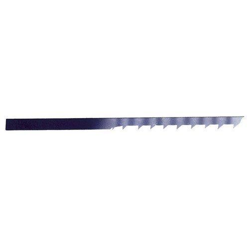Draper 25503 127mm x 15tpi No 4 Plain End Fretsaw Blades
