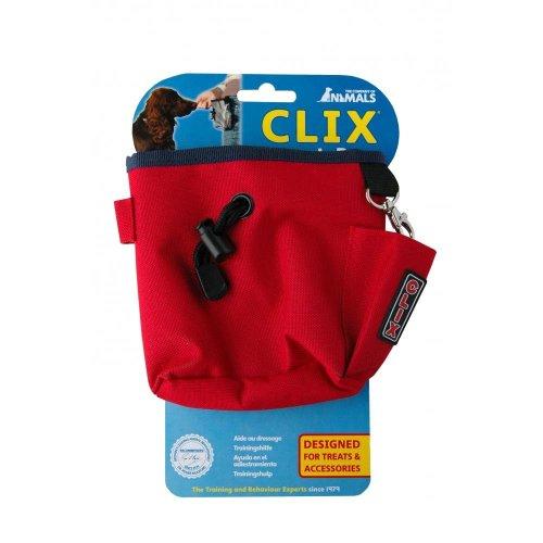 Clix Treat Bag Red Sgl