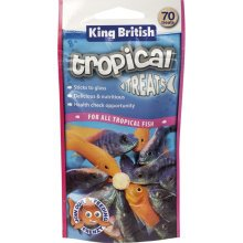 King British Tropical Fish Treats (70 Treats)