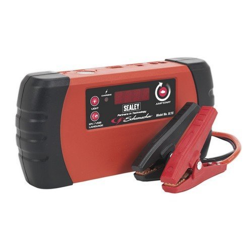 Sealey SL1S Jump Starter Power Pack Lithium LiFePO4 400A