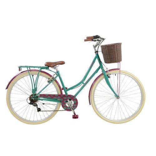 Elswick Deluxe Ladies Traditional Hybrid Comfort Heritage Bike 700c E7017221