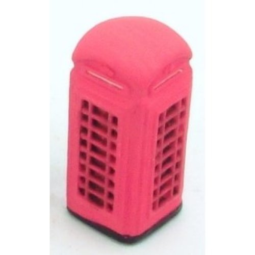Red Telephone Box - Harburn Hamlet SS340 - free post P3