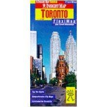 Toronto Insight Fleximap (Insight Flexi Maps)