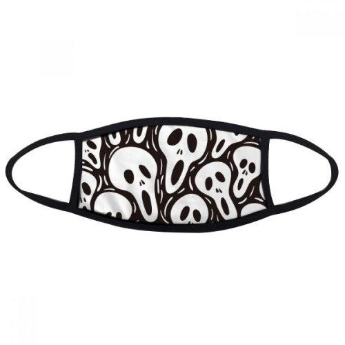 Skull Tiling Pattern Halloween Face Anti-dust Mask Anti Cold Maske Gift
