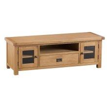 Colchester Chunky Oak Large TV Unit