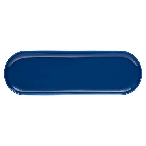 Ladelle Mi Casa Cobalt Oblong Platter