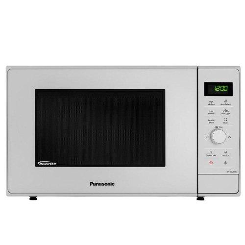 Panasonic NN-SD26HMBPQ Solo Inverter Microwave Oven 23L 1000W Silver