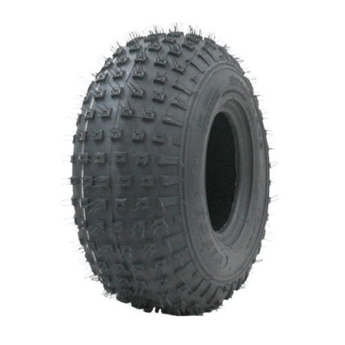 145/70-6 knobby ATV tyre Quad trailer kids wheels 75 kgs - Wanda P319