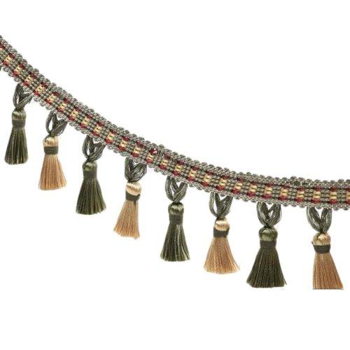European Style DIY Handmade Tassel Hanging Ear Accessories (3.28 Feet) #6