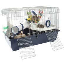 Little Zoo Ricky Rodent Cage Hamster Guinea Pigs Degus & other similar size 80cm