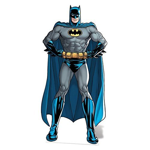 "Star Cutouts SC637 ""Batman DC Comics"" Cardboard Cut out"