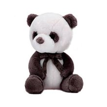Cute Plush Panda Doll Creative Toy Gifts for Girls,7.9''
