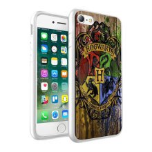 i-Tronixs - Harry Potter Hogwarts Design Printed Case Skin Cover - 001
