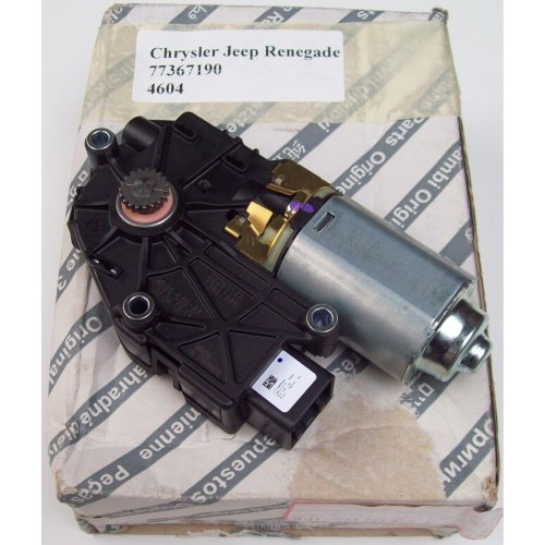 Jeep Renegade Electric Motor Solar Ceiling Left 77367190 2015 - 2019