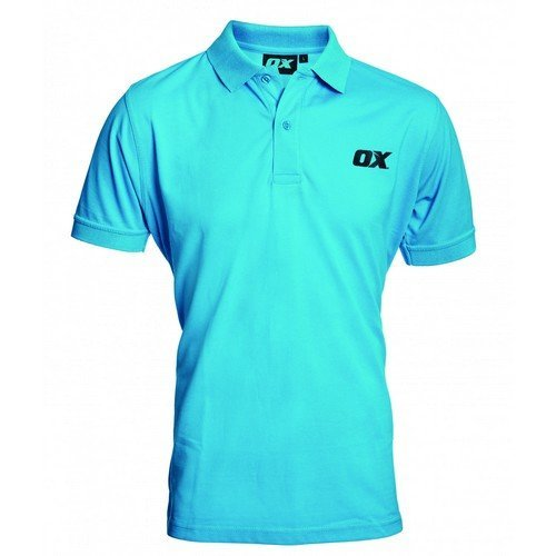 OX W550601 Polo Shirt Blue XS