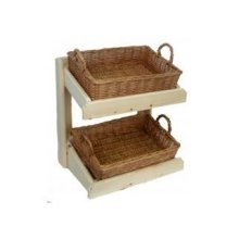 Bread Counter Top Display Stand