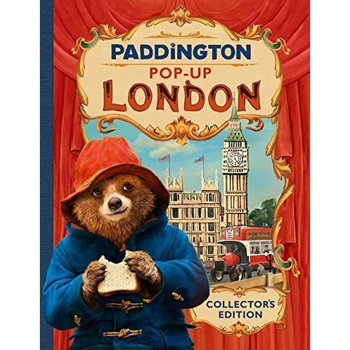 Paddington Pop-Up London: Movie tie-in: Collector's Edition (Paddington 2)