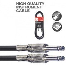 Stagg Sgc Instrument Cable (10m/33ft) - Sgc10