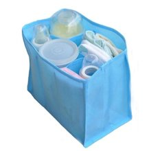 Set Of 2 Baby Products Multifunctional Package Mom Necessary Bag Random Color