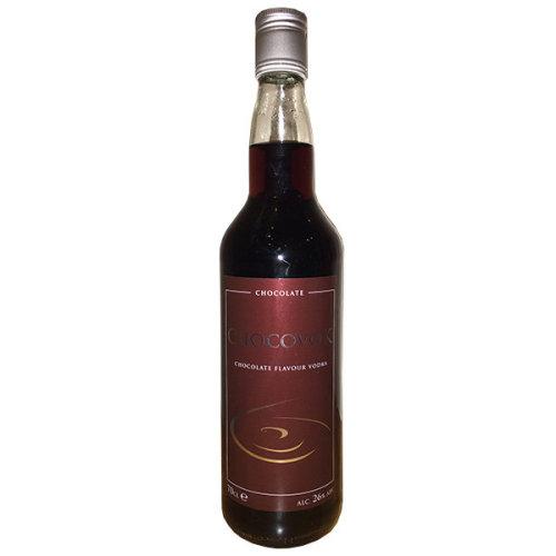 Chocovok – Chocolate flavoured Vodka sprit drink