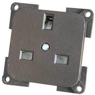 230 Volt 3 Pin Caravan Plug Socket (UK Plug)