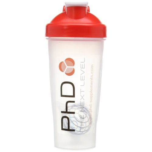 PhD Nutrition Mixball Shaker, 600 ml