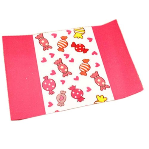 100 Pcs Candy Making Wrappers Christmas Candy Nougat Wrapping Papers, 13
