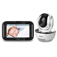 Vtech Vm343 Pan & Tilt Digital Video Baby Monitor