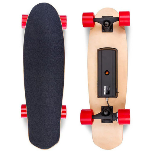 Electric Skateboard With Remote Control Adult Scooter Kit Motorized Hub Small Fish Plate Skate Board One Motor Four Wheels
