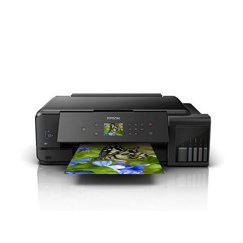 Epson EcoTank ET-7750 Refillable Ink Tank Wi-Fi A3 Photo Printer, Scan and Copier - up to 3400 photos