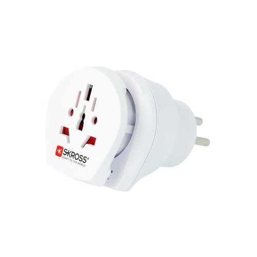 Skross SKR1500216 - power plug adapters