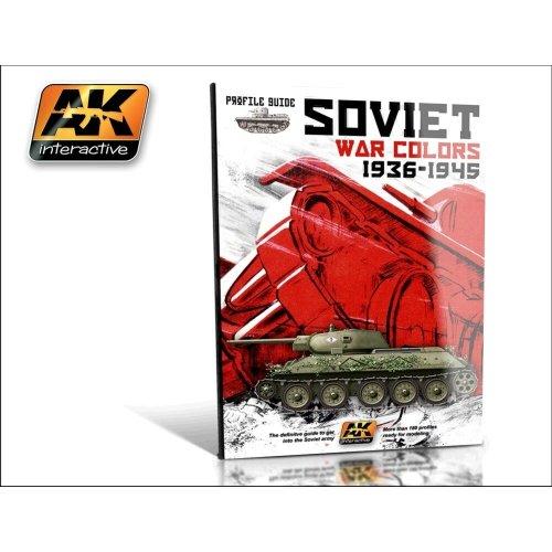 Akbook270 - Ak Interactive Book Soviet War Profile Guide