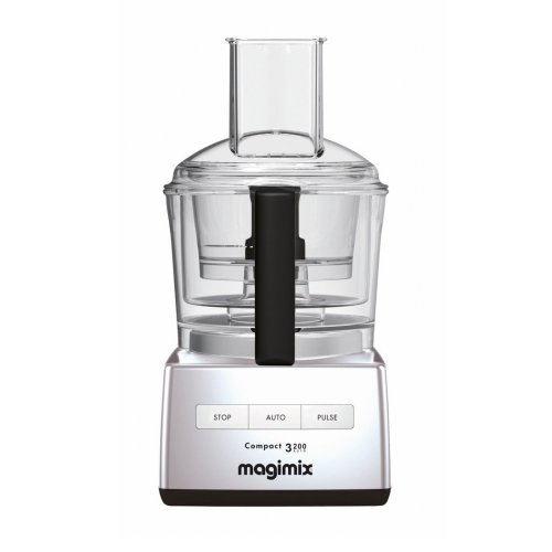 Magimix 3200 18349 Food Processor Compact Blender 650W Chrome