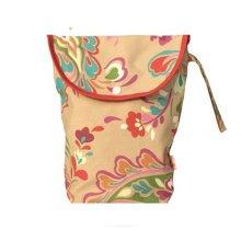 Multi-function Wet Bags Waterproof Diaper Bag Nappy Bag(21*6*25CM, A)