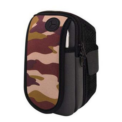 Men's Arm Band Sports Equipment Armband with Key Holder Arm Package For Running