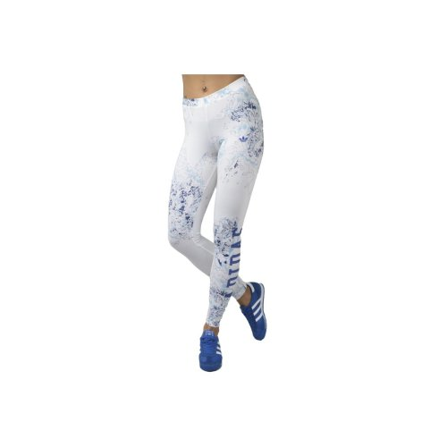 Adidas London Printed Leggings S19949 Womens White leggings