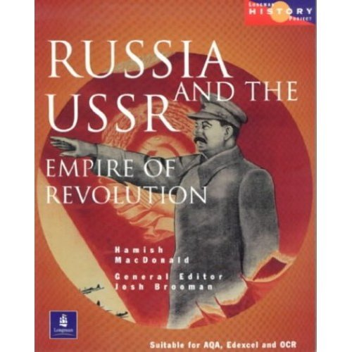 Russia and the USSR (LONGMAN HISTORY PROJECT)