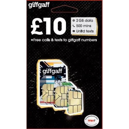 giffgaff no contract