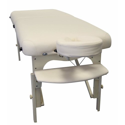AFFINITY Deluxe Massage Table (Biscuit)