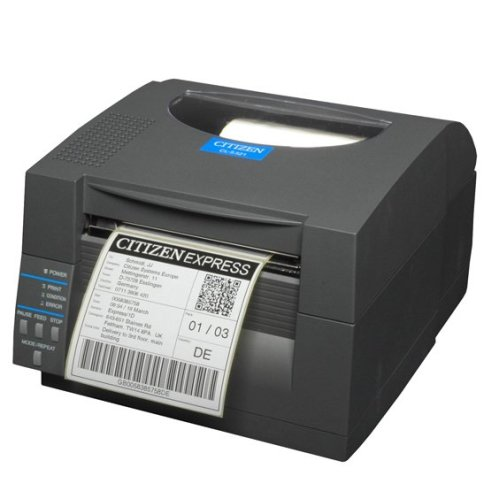 Citizen CL-S521 Dot matrix POS printer Black