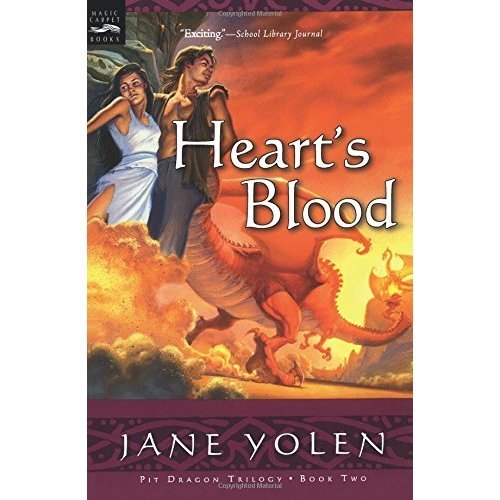 2: Heart's Blood (Pit Dragon Trilogy)