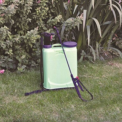 Knapsack Sprayer Backpack Sprayer Pressure Sprayer Weed Killer 16L