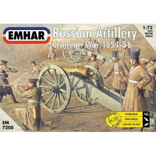 'Emhar EM7208Figure–1: 72Crimean War Russian Artillery