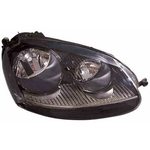 Volkswagen Golf Mk5 10/2003-2009 Headlight Headlamp Drivers Side O/s