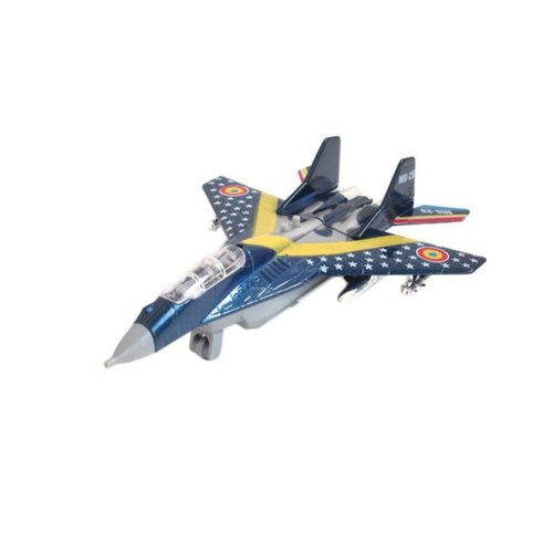Children's Aircraft Model Toys Simulation Fighter / Airliner Boy Gift_MG-29#3