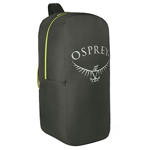 Osprey Adult Airporter Lz Backpack Travel Cover Shadow Grey Large