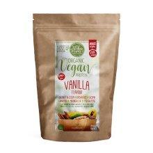 Organic Vegan Protein - Vanilla - 72% Protein, Certified Organic 500g